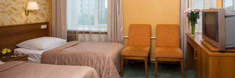 Двухместный бизнес в гостинице Выборгская, г. Санкт-Петербург