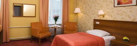 Двухместный Комфорт в гостинице Выборгская, г. Санкт-Петербург