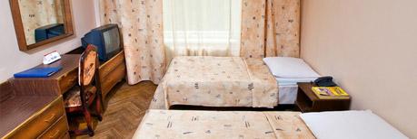 Двухместный «Стандарт» в гостинице Выборгская, г. Санкт-Петербург
